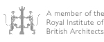 A Member of the Royal Institute of British Architects